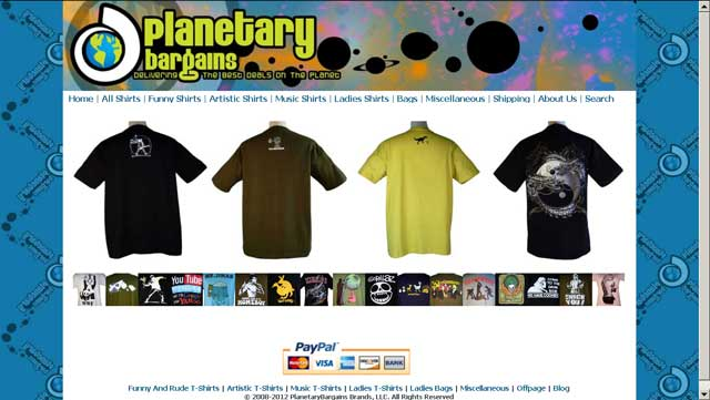 Planetary Bargains