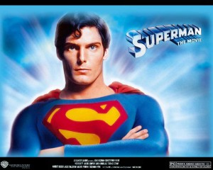Superman Movie Poster 1978